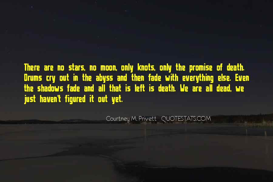 Courtney M. Privett Quotes #334658