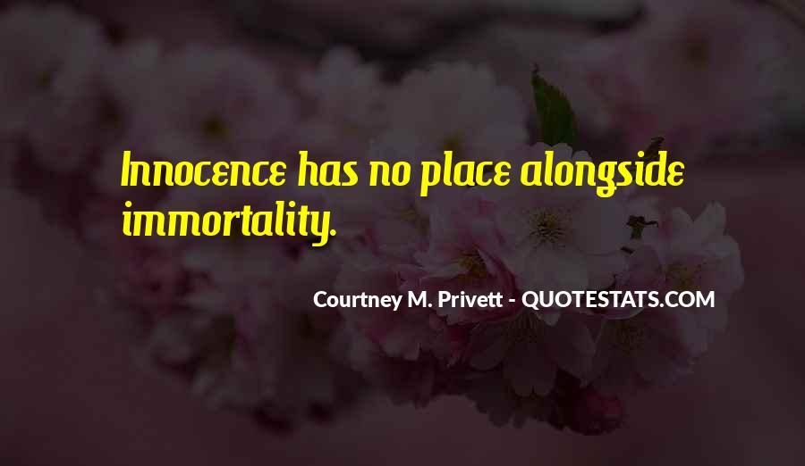 Courtney M. Privett Quotes #664518