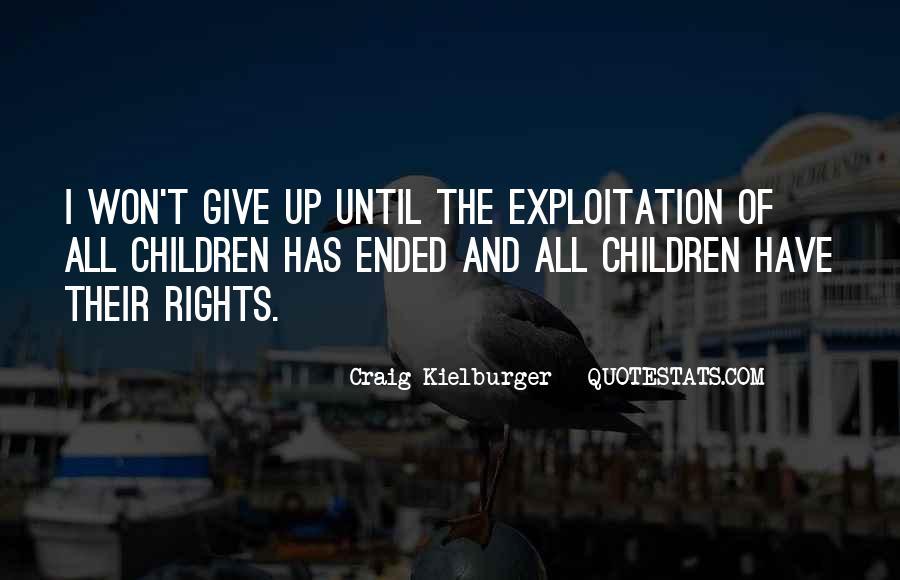 Craig Kielburger Quotes #1267908