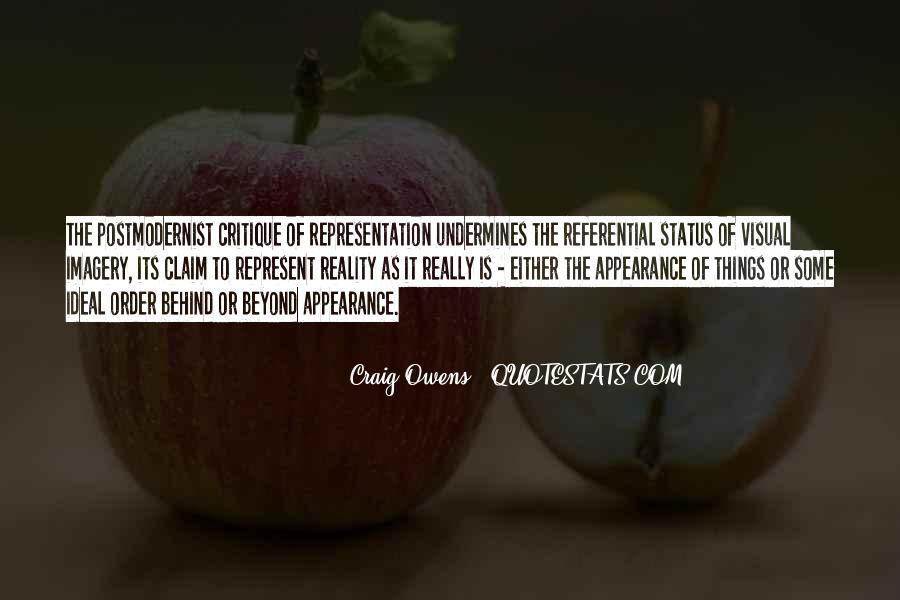 Craig Owens Quotes #1641366