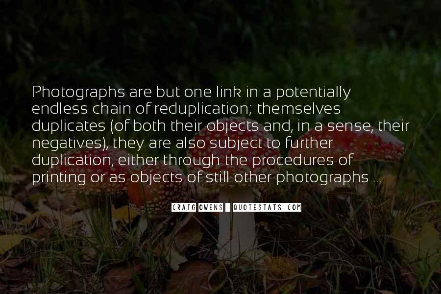Craig Owens Quotes #1688296