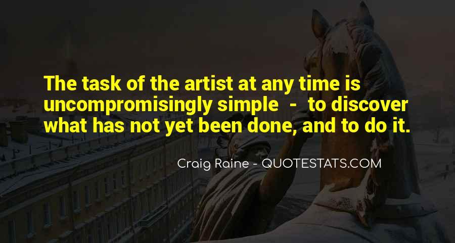 Craig Raine Quotes #203421