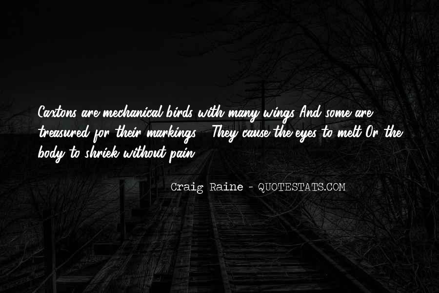 Craig Raine Quotes #786350