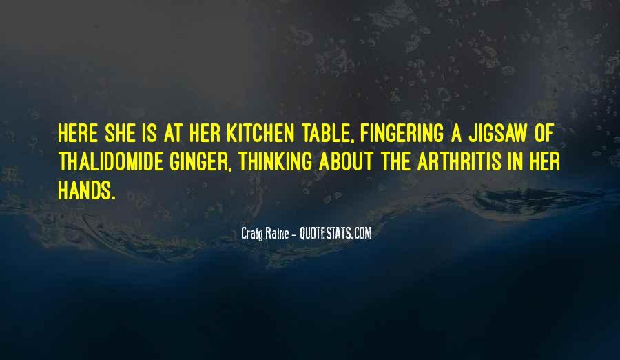 Craig Raine Quotes #95073
