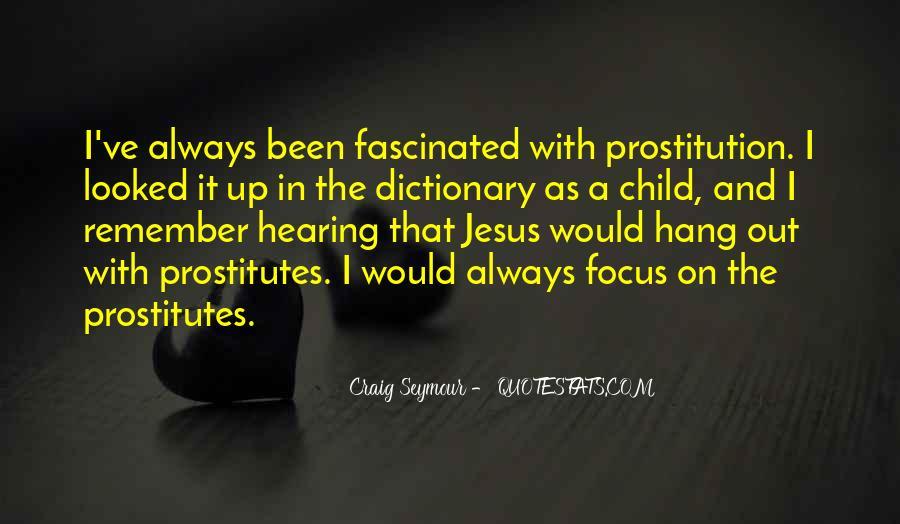 Craig Seymour Quotes #653657