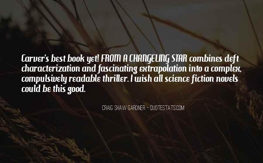 Craig Shaw Gardner Quotes #199441