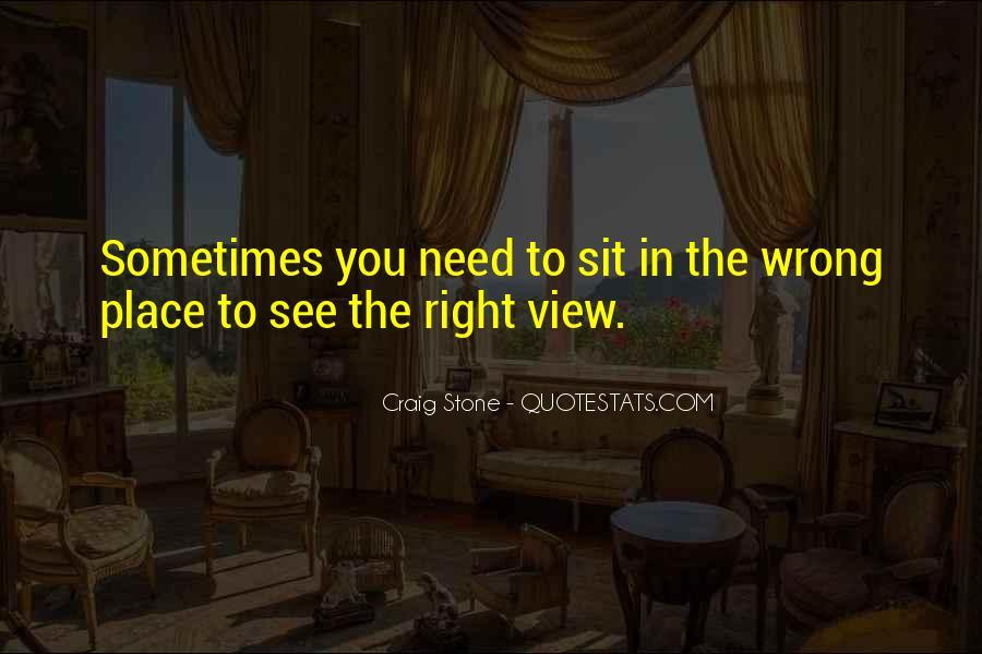 Craig Stone Quotes #1445174