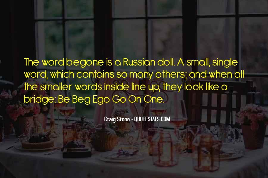 Craig Stone Quotes #1474670