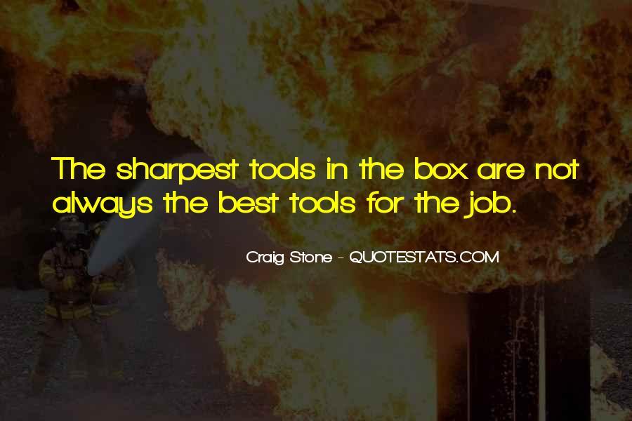 Craig Stone Quotes #1778046
