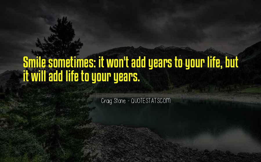 Craig Stone Quotes #189536