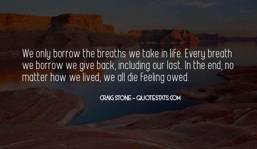 Craig Stone Quotes #233245