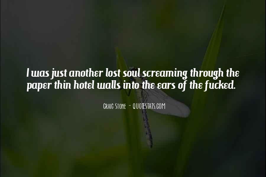 Craig Stone Quotes #370571