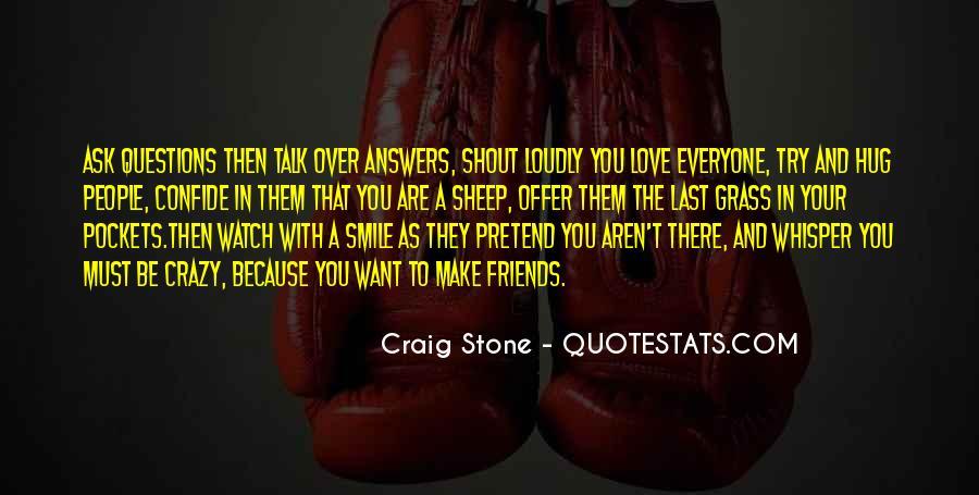 Craig Stone Quotes #430230