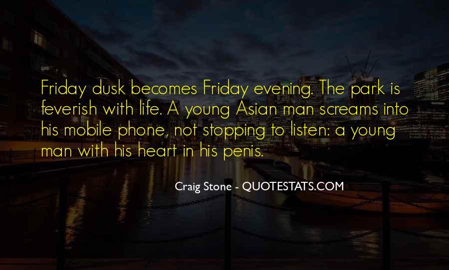Craig Stone Quotes #519440