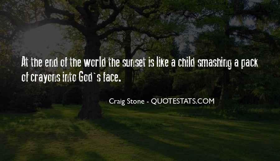 Craig Stone Quotes #570061