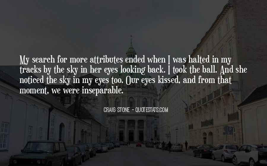 Craig Stone Quotes #635781