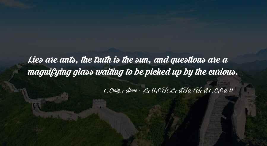 Craig Stone Quotes #907513
