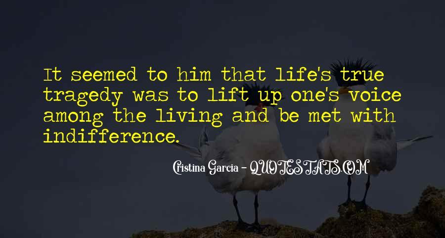 Cristina Garcia Quotes #1456702