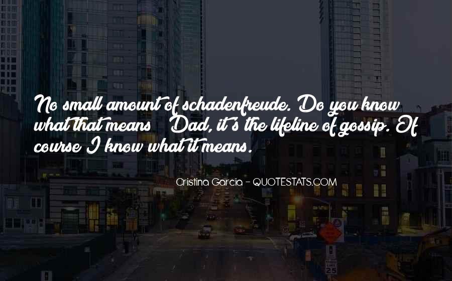 Cristina Garcia Quotes #1623421