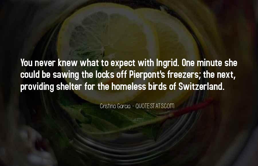 Cristina Garcia Quotes #1674661