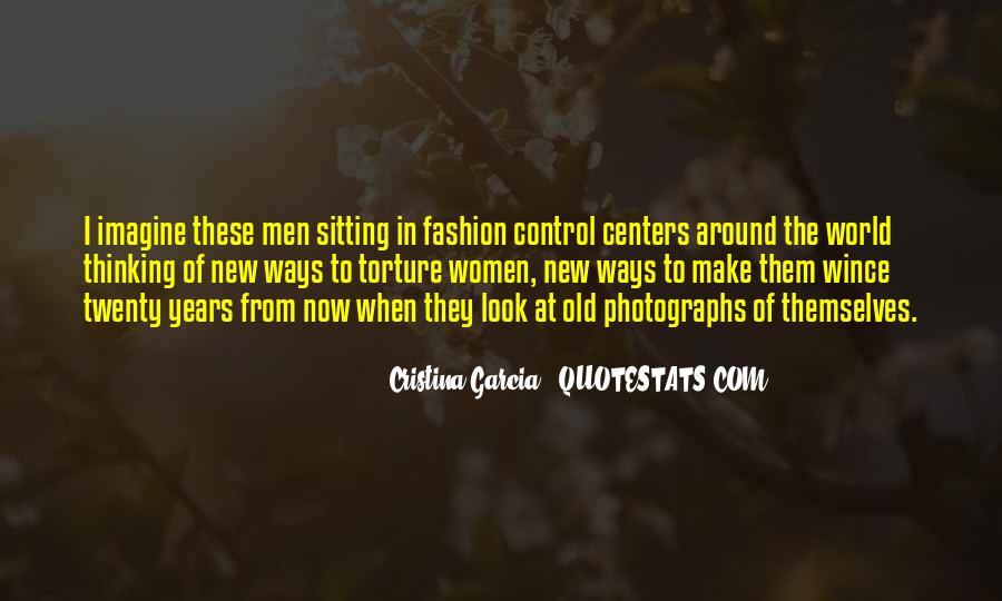 Cristina Garcia Quotes #327010