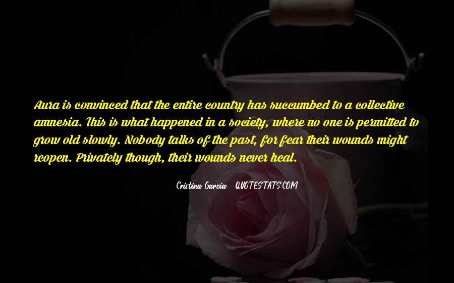 Cristina Garcia Quotes #582512