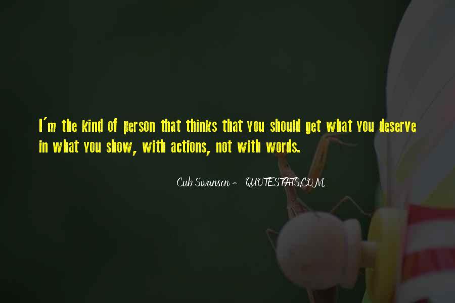 Cub Swanson Quotes #1005391