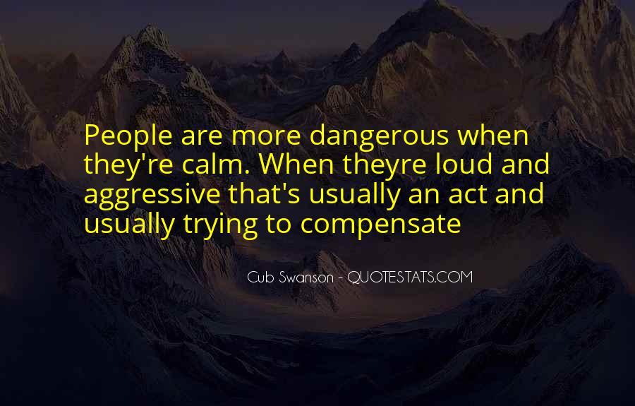 Cub Swanson Quotes #1675937