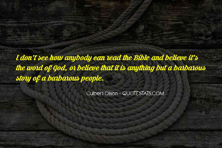 Culbert Olson Quotes #266942
