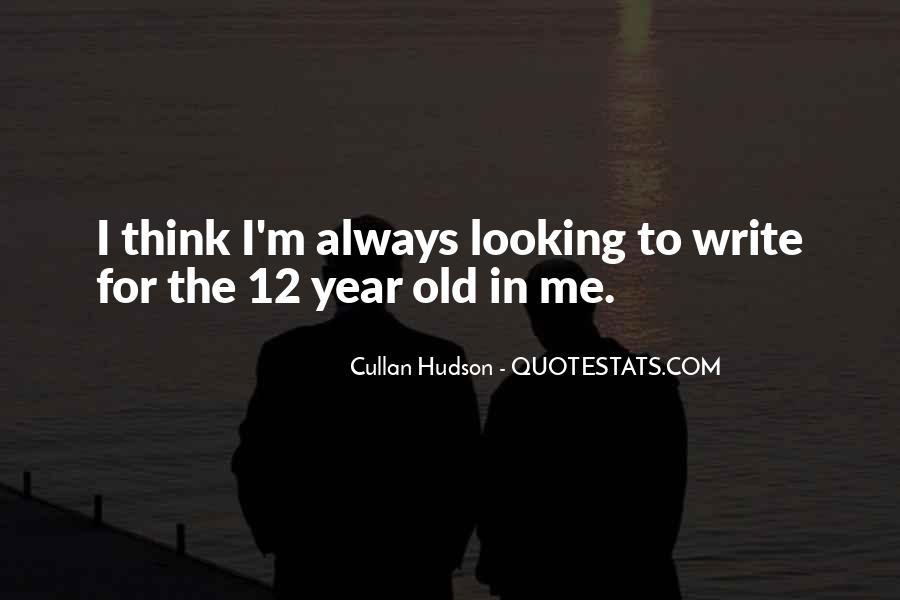 Cullan Hudson Quotes #931078