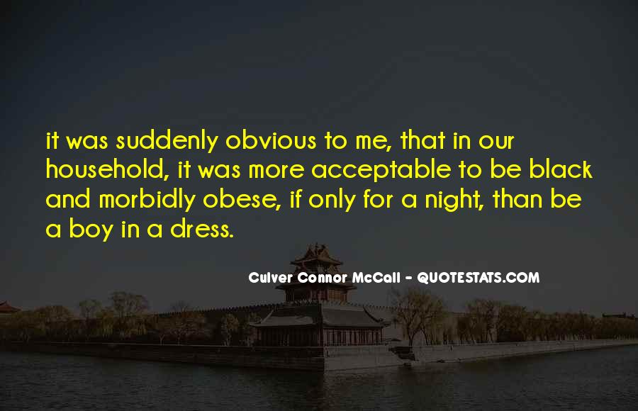 Culver Connor McCall Quotes #54957