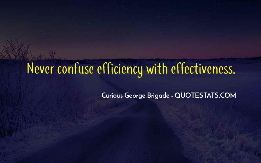 Curious George Brigade Quotes #1728146