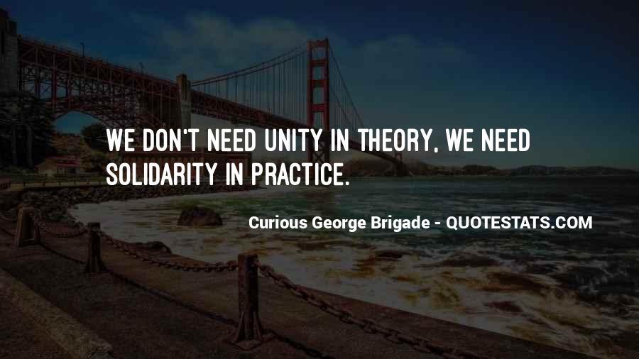 Curious George Brigade Quotes #926915