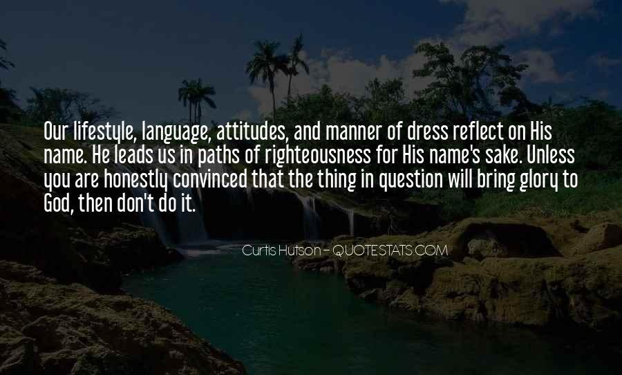 Curtis Hutson Quotes #1028706