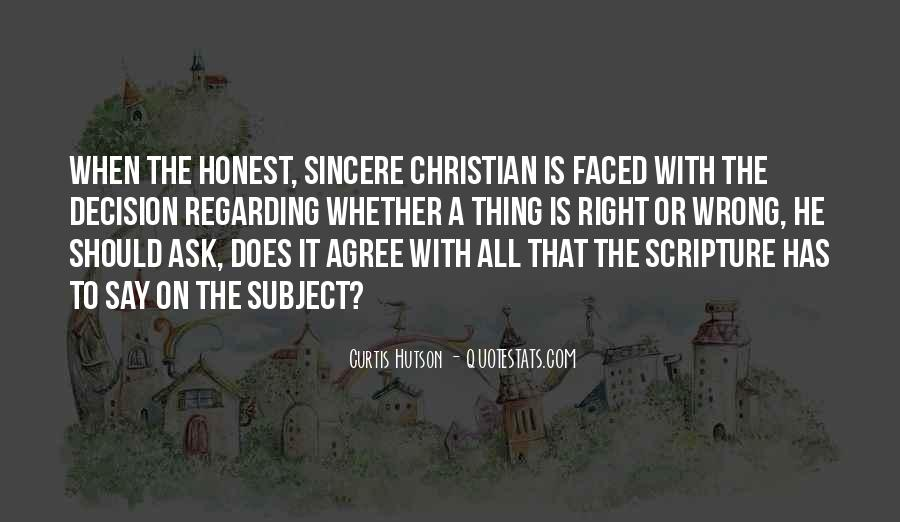 Curtis Hutson Quotes #546212