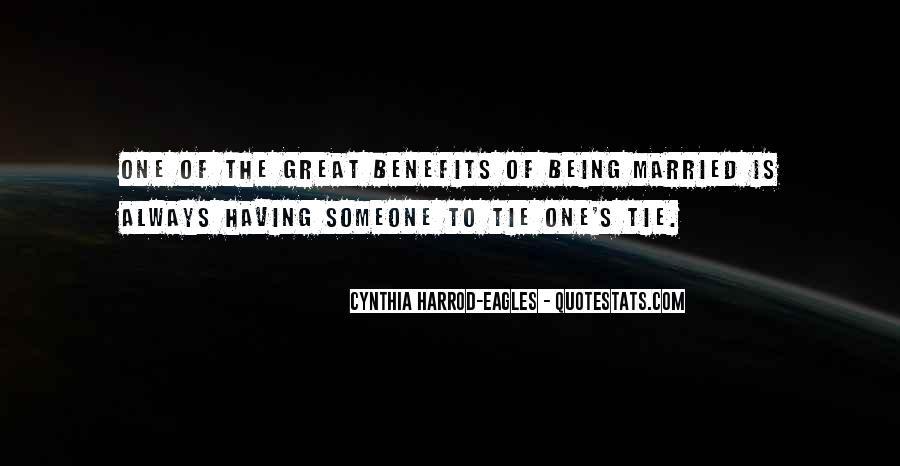 Cynthia Harrod-Eagles Quotes #1403145