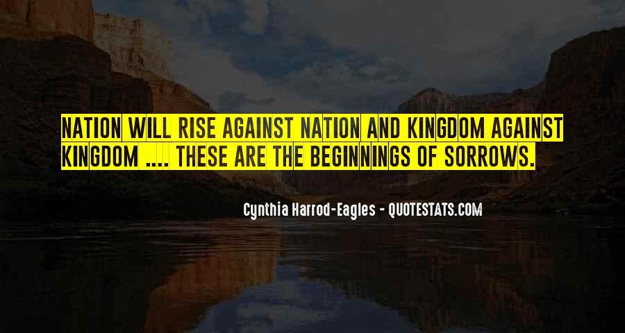 Cynthia Harrod-Eagles Quotes #683848