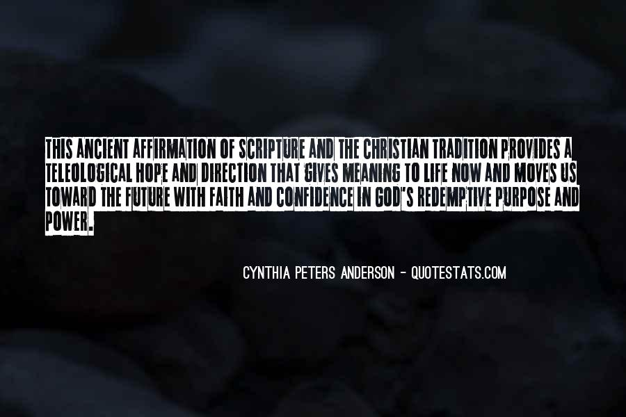 Cynthia Peters Anderson Quotes #1417981