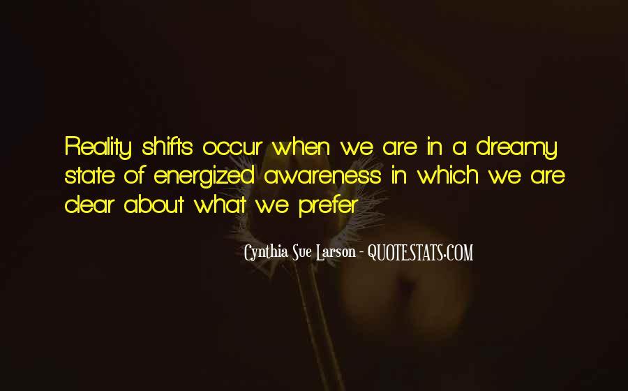 Cynthia Sue Larson Quotes #1702740