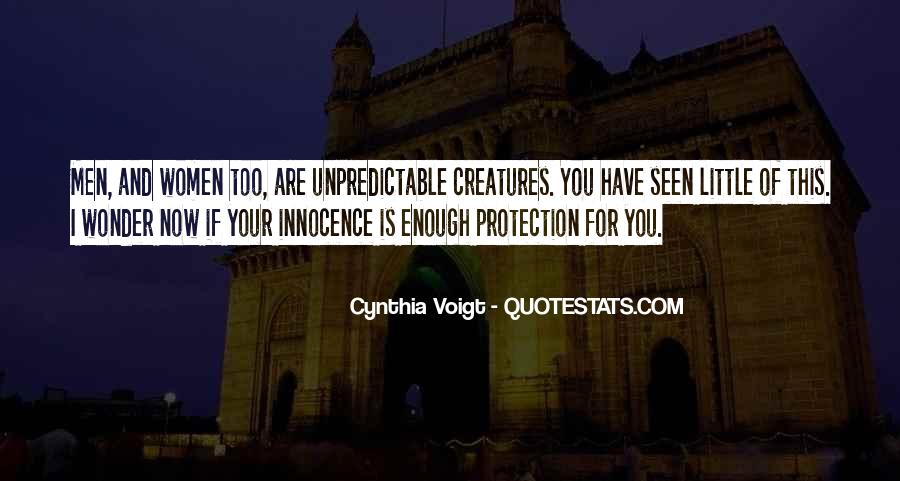Cynthia Voigt Quotes #1114748