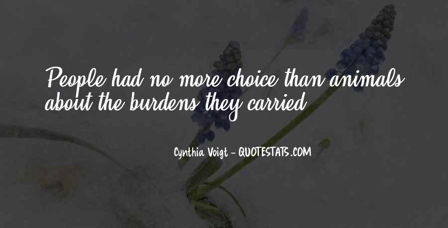 Cynthia Voigt Quotes #1676310
