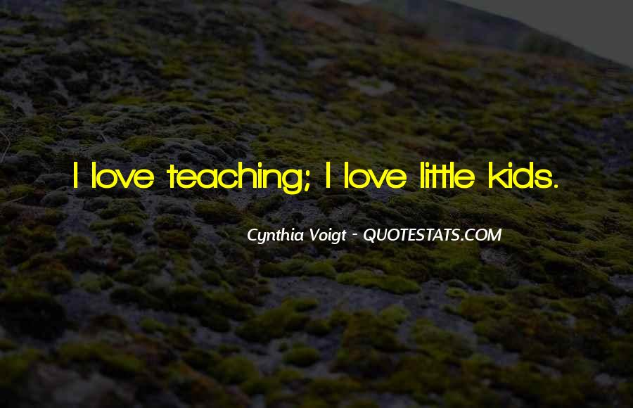 Cynthia Voigt Quotes #307777