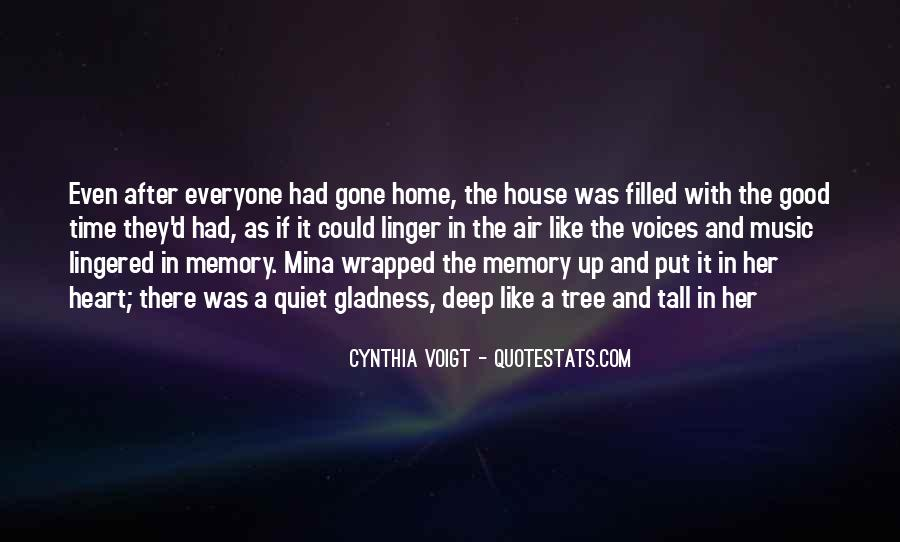 Cynthia Voigt Quotes #388194