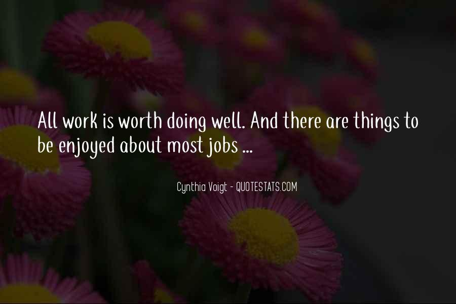 Cynthia Voigt Quotes #429020