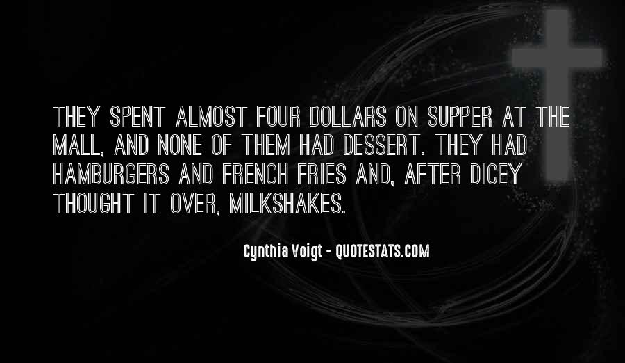 Cynthia Voigt Quotes #485492