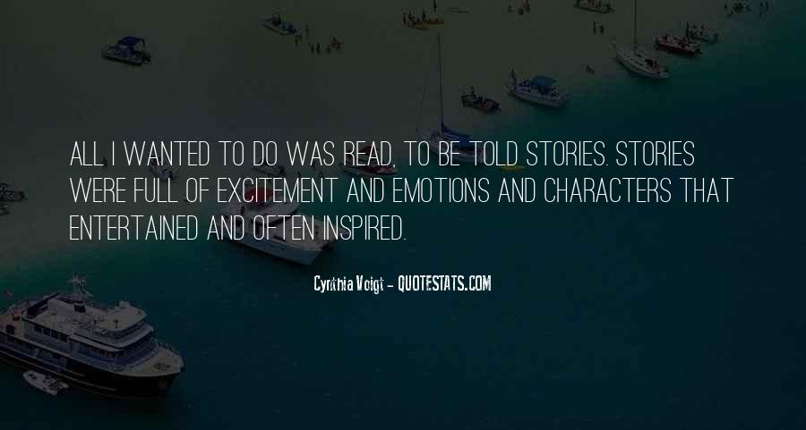 Cynthia Voigt Quotes #604324