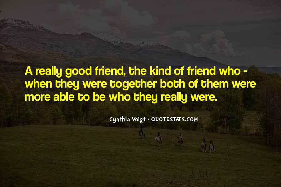 Cynthia Voigt Quotes #607317