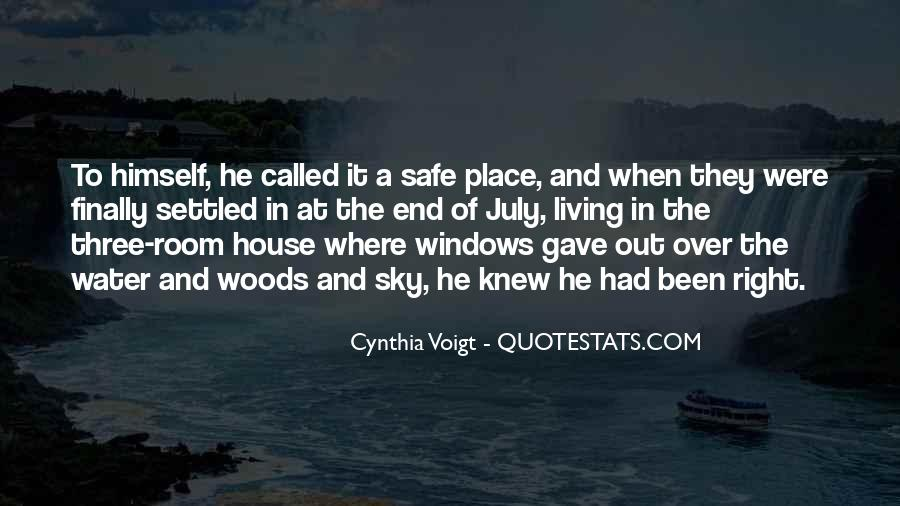 Cynthia Voigt Quotes #922502