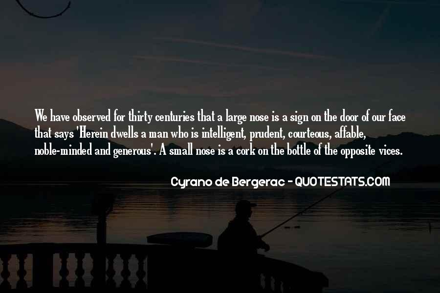 Cyrano De Bergerac Quotes #1052956