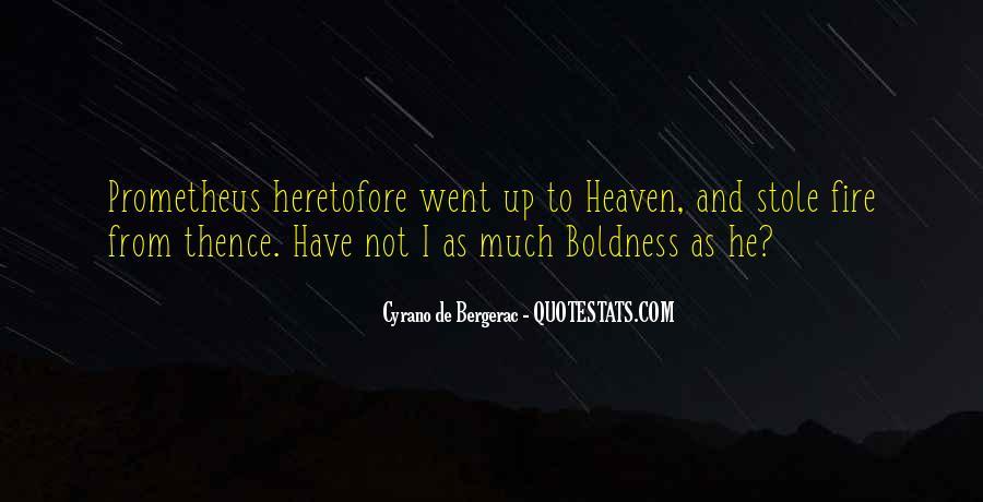 Cyrano De Bergerac Quotes #1112427